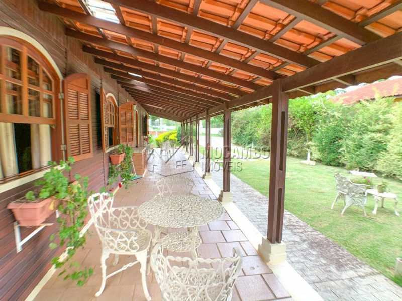 Varanda - Casa em Condomínio 3 quartos à venda Itatiba,SP - R$ 1.100.000 - FCCN30439 - 18