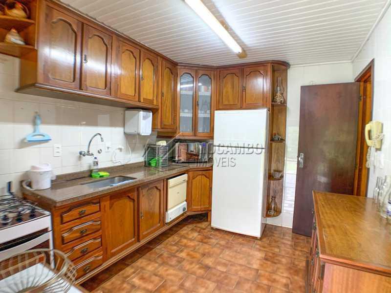 Cozinha - Casa em Condomínio 3 quartos à venda Itatiba,SP - R$ 1.100.000 - FCCN30439 - 10