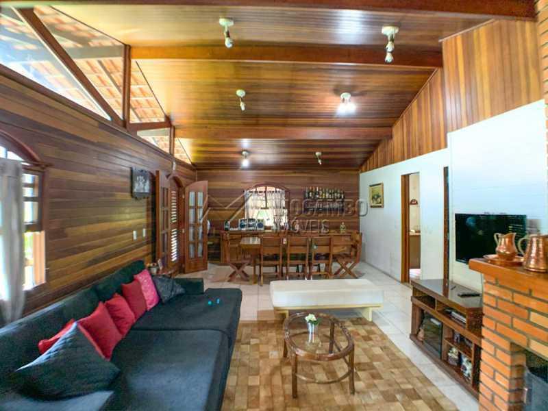 Sala - Casa em Condomínio 3 quartos à venda Itatiba,SP - R$ 1.100.000 - FCCN30439 - 7