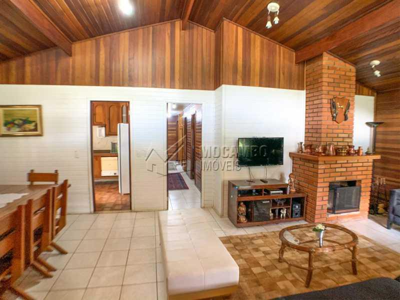 Sala - Casa em Condomínio 3 quartos à venda Itatiba,SP - R$ 1.100.000 - FCCN30439 - 5