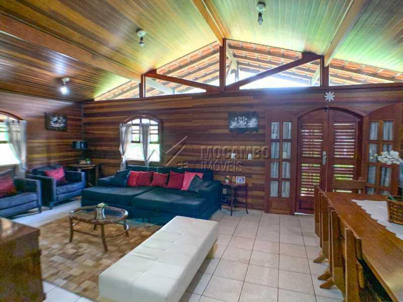 Sala - Casa em Condomínio 3 quartos à venda Itatiba,SP - R$ 1.100.000 - FCCN30439 - 8