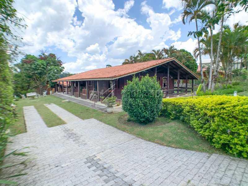 Quintal - Casa em Condomínio 3 quartos à venda Itatiba,SP - R$ 1.100.000 - FCCN30439 - 25