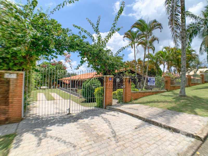 Fachada - Casa em Condomínio 3 quartos à venda Itatiba,SP - R$ 1.100.000 - FCCN30439 - 29