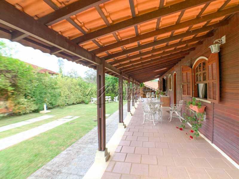 Varanda - Casa em Condomínio 3 quartos à venda Itatiba,SP - R$ 1.100.000 - FCCN30439 - 26
