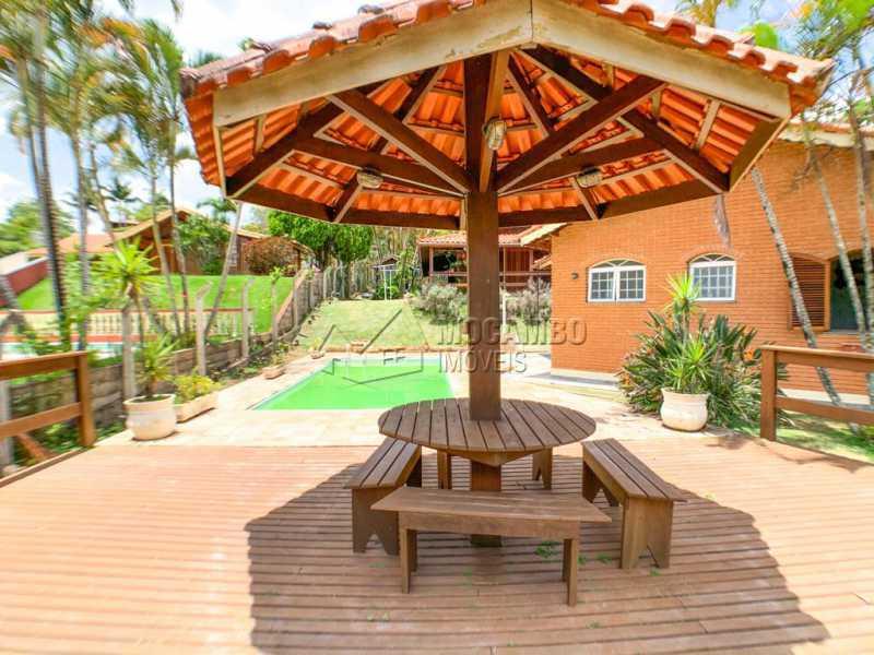Quisque/Piscina - Casa em Condomínio 3 quartos à venda Itatiba,SP - R$ 1.100.000 - FCCN30439 - 1