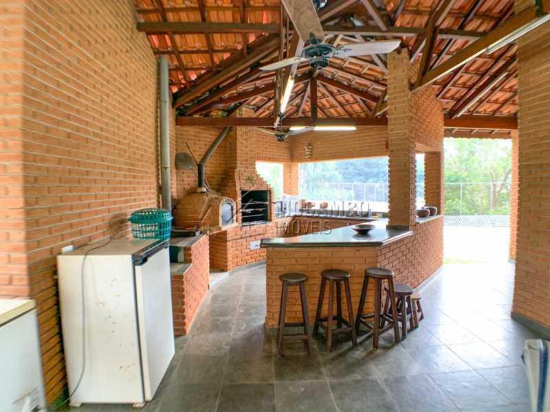 Espaço gourmet - Casa em Condomínio 3 quartos à venda Itatiba,SP - R$ 1.100.000 - FCCN30439 - 20