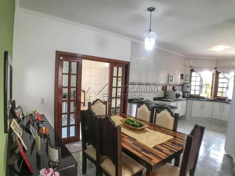 Copa / Cozinha - Casa 2 quartos à venda Itatiba,SP - R$ 351.000 - FCCA21301 - 1