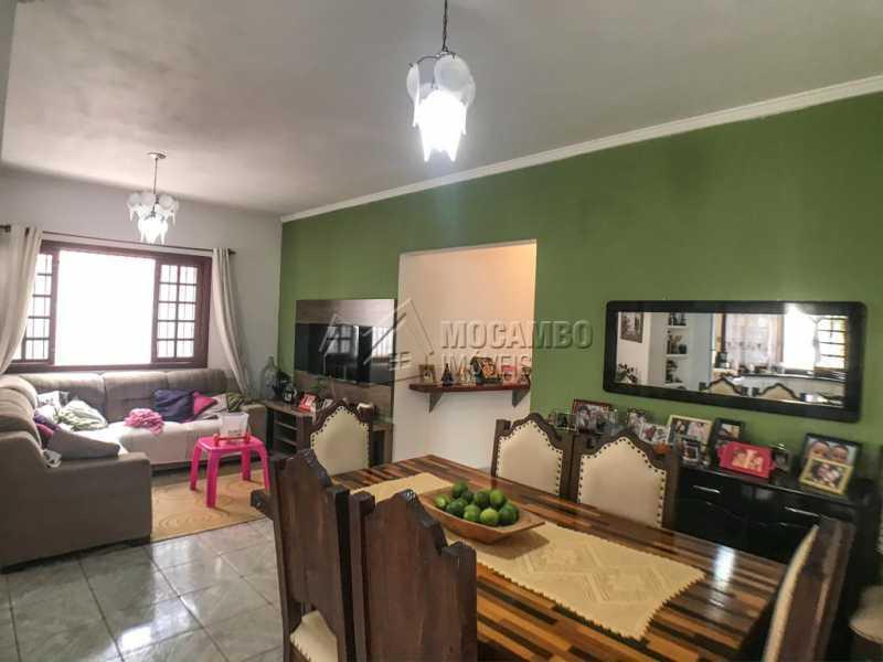 Sala - Casa 2 quartos à venda Itatiba,SP - R$ 351.000 - FCCA21301 - 4