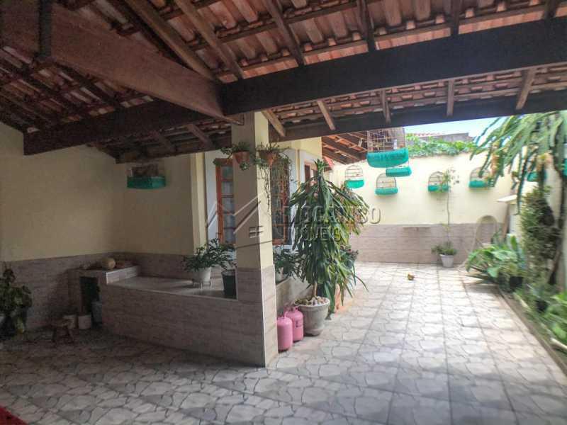Garagem  - Casa 2 quartos à venda Itatiba,SP - R$ 351.000 - FCCA21301 - 16