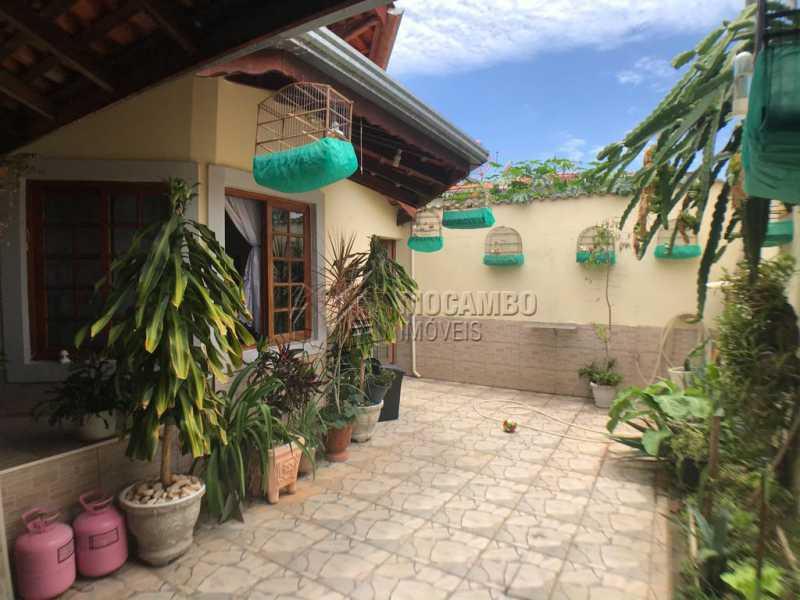 Área Externa - Casa 2 quartos à venda Itatiba,SP - R$ 351.000 - FCCA21301 - 17