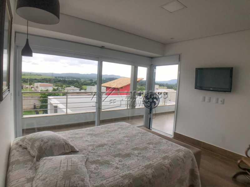 Suíte Master - Casa em Condomínio 3 quartos à venda Itatiba,SP - R$ 1.500.000 - FCCN30441 - 9