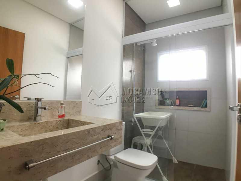 Banheiro Suíte - Casa em Condomínio 3 quartos à venda Itatiba,SP - R$ 1.500.000 - FCCN30441 - 15