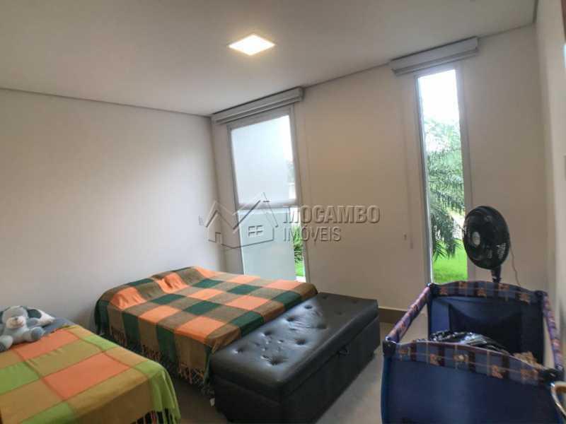Dormitório - Casa em Condomínio Sete Lagos, Rodovia Dom Pedro I,Itatiba, Bairro Sítio da Moenda, SP À Venda, 3 Quartos, 285m² - FCCN30441 - 18