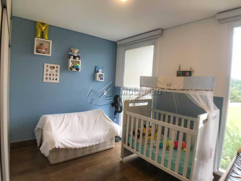 Suíte  - Casa em Condomínio 3 quartos à venda Itatiba,SP - R$ 1.500.000 - FCCN30441 - 13