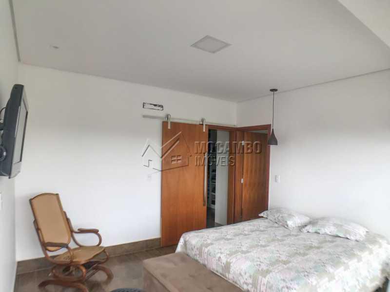 Suíte Master - Casa em Condomínio 3 quartos à venda Itatiba,SP - R$ 1.500.000 - FCCN30441 - 10