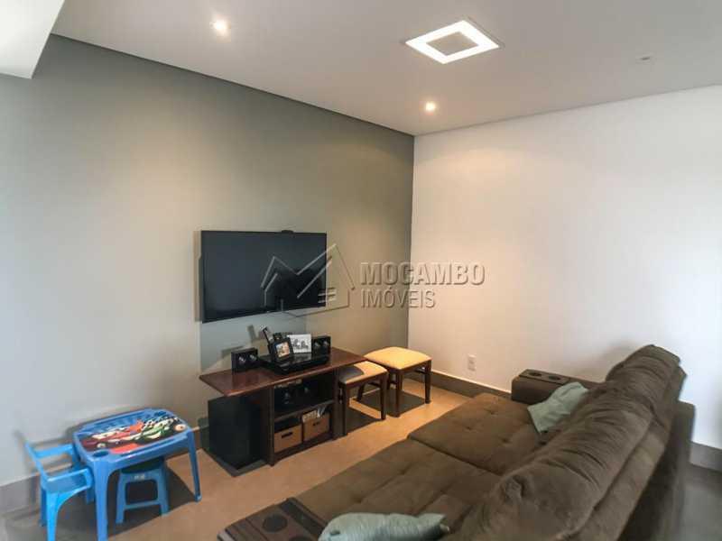 Sala de Televisão - Casa em Condomínio 3 quartos à venda Itatiba,SP - R$ 1.500.000 - FCCN30441 - 3