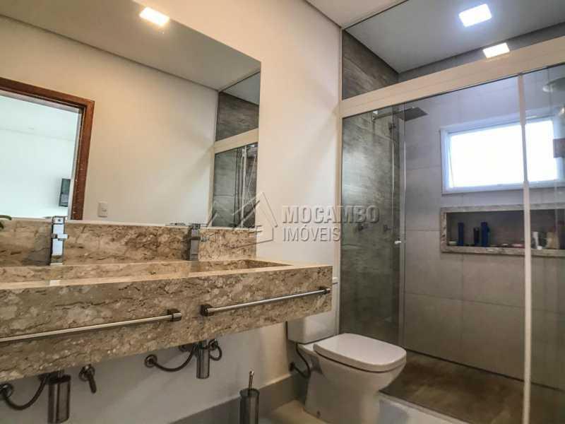 Banheiro Social - Casa em Condomínio 3 quartos à venda Itatiba,SP - R$ 1.500.000 - FCCN30441 - 11