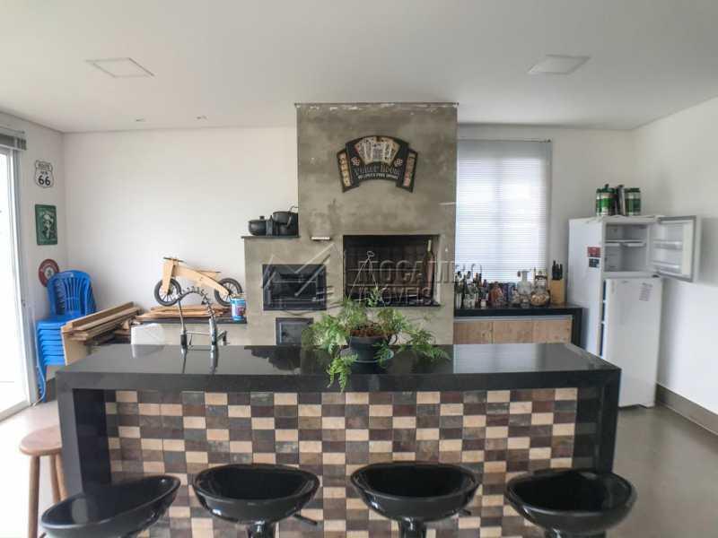 Área Gourmet - Casa em Condomínio Sete Lagos, Rodovia Dom Pedro I,Itatiba, Bairro Sítio da Moenda, SP À Venda, 3 Quartos, 285m² - FCCN30441 - 7