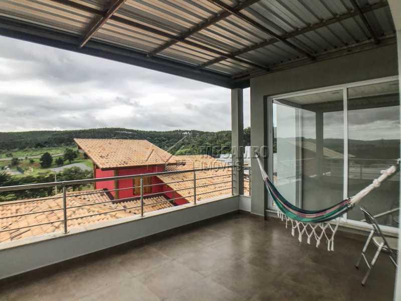 Varanda - Casa em Condomínio 3 quartos à venda Itatiba,SP - R$ 1.500.000 - FCCN30441 - 12