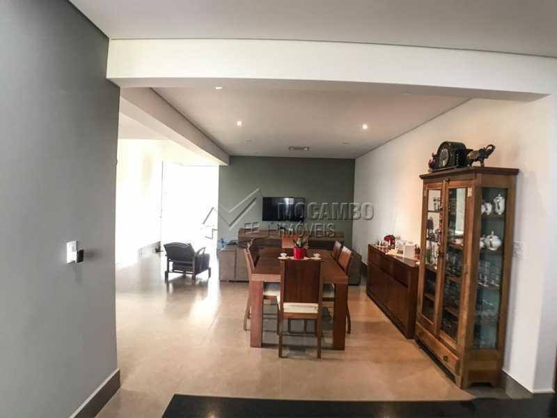 Sala de Jantar - Casa em Condomínio 3 quartos à venda Itatiba,SP - R$ 1.500.000 - FCCN30441 - 6