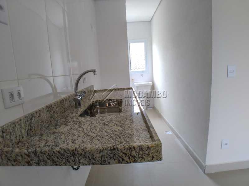 Cozinha - Apartamento 3 quartos à venda Itatiba,SP - R$ 236.000 - FCAP30542 - 3