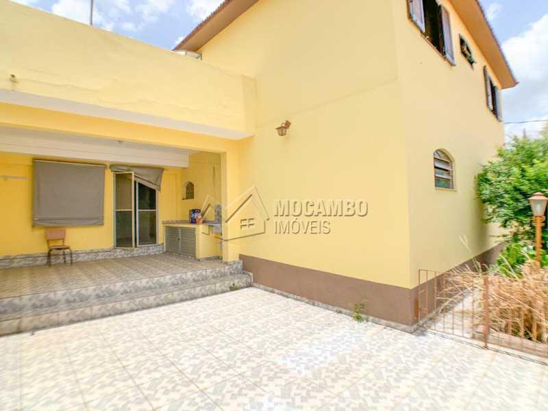 Fachada - Casa 3 quartos à venda Itatiba,SP - R$ 380.000 - FCCA31304 - 5