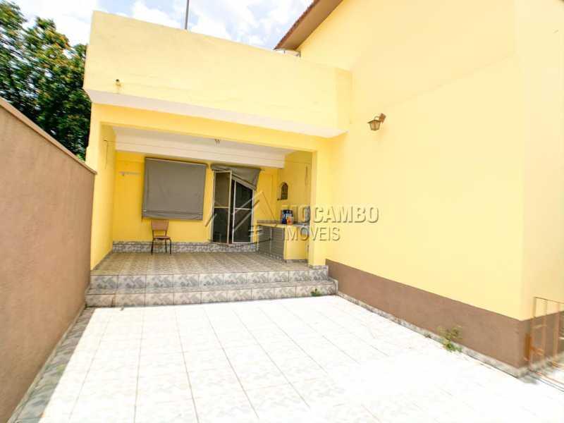 Quintal - Casa 3 quartos à venda Itatiba,SP - R$ 380.000 - FCCA31304 - 4