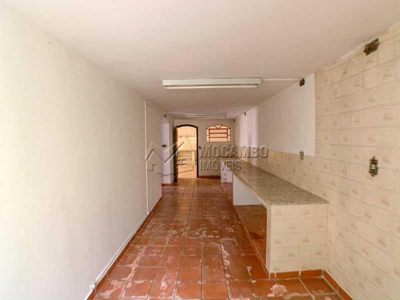 Cozinha andar inferior - Casa 3 quartos à venda Itatiba,SP - R$ 380.000 - FCCA31304 - 11