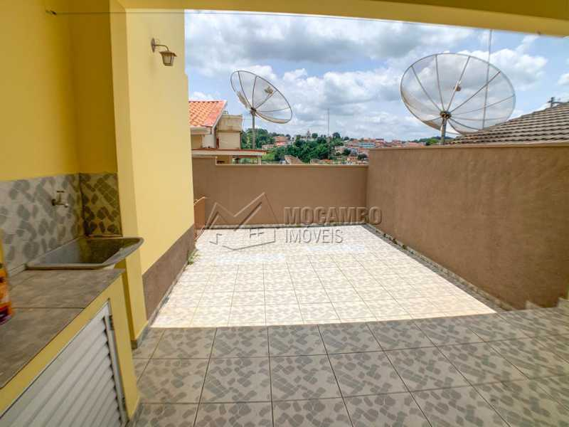 Lavanderia e quintal - Casa 3 quartos à venda Itatiba,SP - R$ 380.000 - FCCA31304 - 14