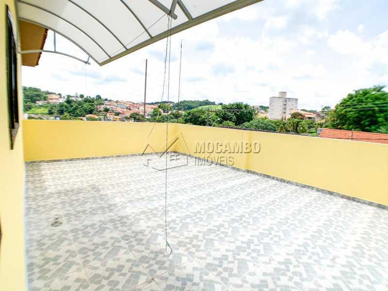 Área externa - Casa 3 quartos à venda Itatiba,SP - R$ 380.000 - FCCA31304 - 15