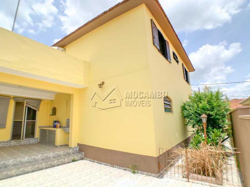 Fachada dos fundos - Casa 3 quartos à venda Itatiba,SP - R$ 380.000 - FCCA31304 - 19