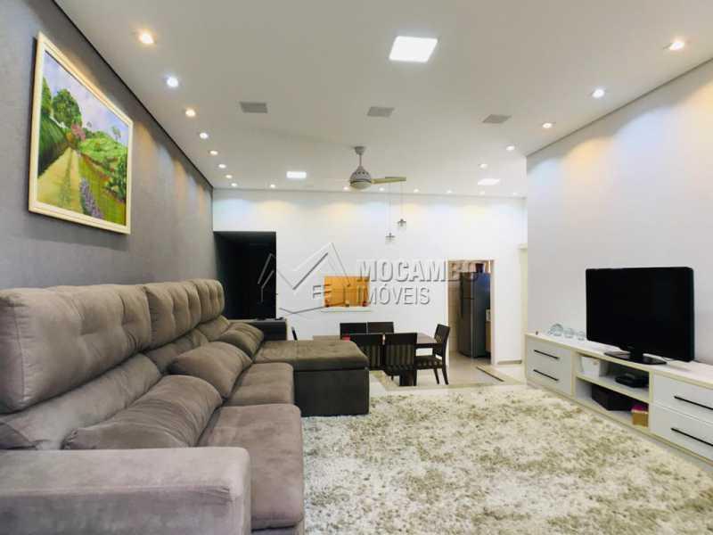 Sala de tv - Casa 2 quartos à venda Itatiba,SP - R$ 450.000 - FCCA21303 - 1