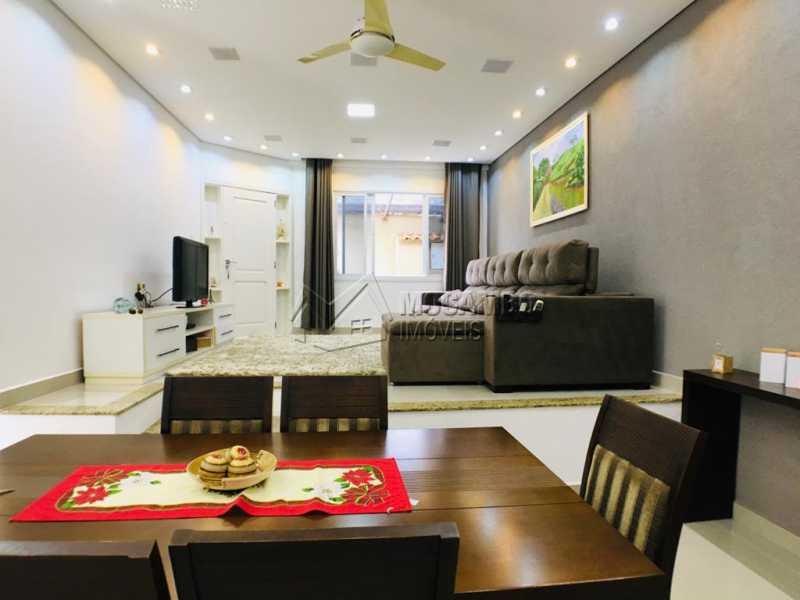 Sala de jantar - Casa 2 quartos à venda Itatiba,SP - R$ 450.000 - FCCA21303 - 4