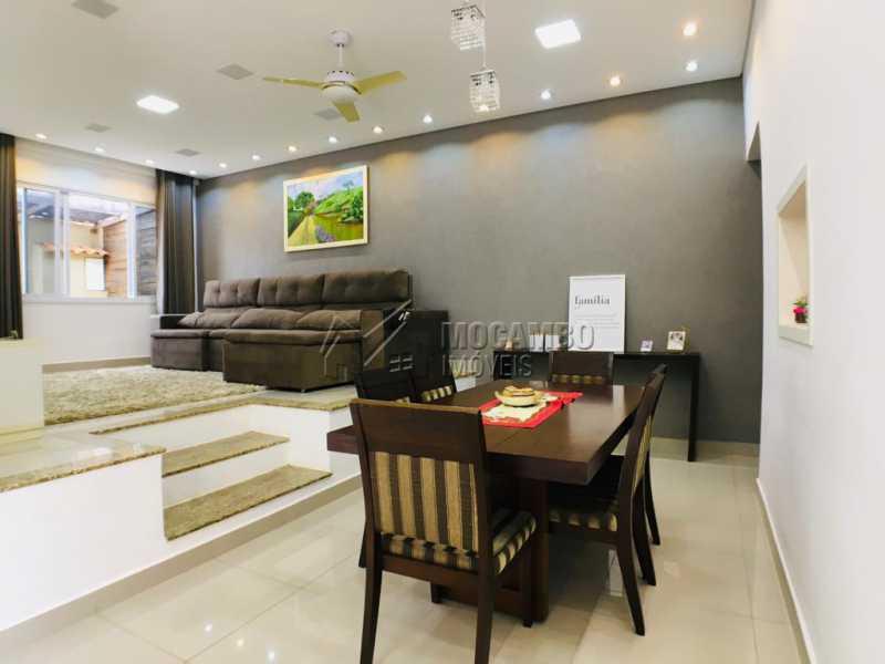Sala de jantar - Casa 2 quartos à venda Itatiba,SP - R$ 450.000 - FCCA21303 - 6