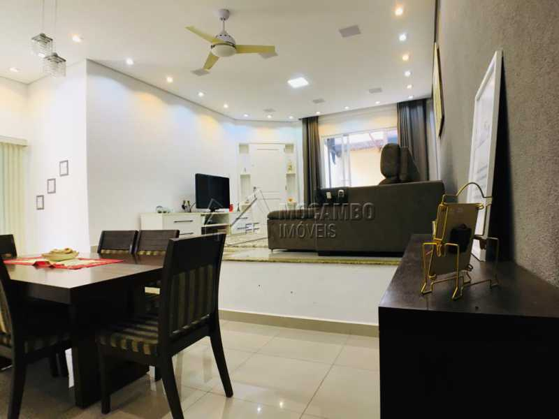 Sala de jantar - Casa 2 quartos à venda Itatiba,SP - R$ 450.000 - FCCA21303 - 7