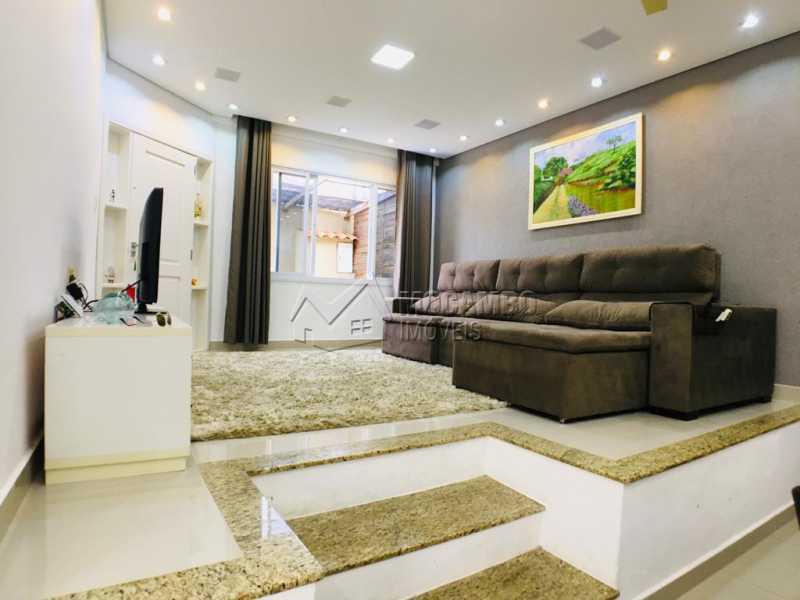 Sala de tv - Casa 2 quartos à venda Itatiba,SP - R$ 450.000 - FCCA21303 - 5