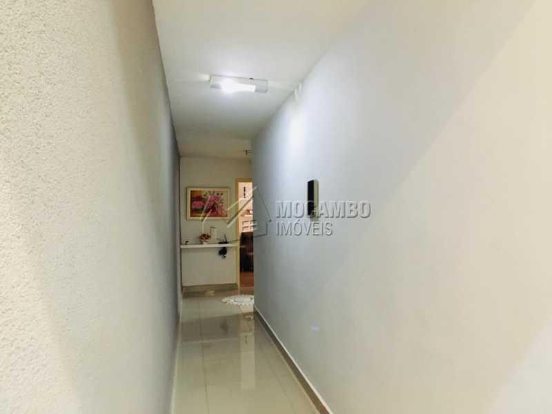 Corredor - Casa 2 quartos à venda Itatiba,SP - R$ 450.000 - FCCA21303 - 9