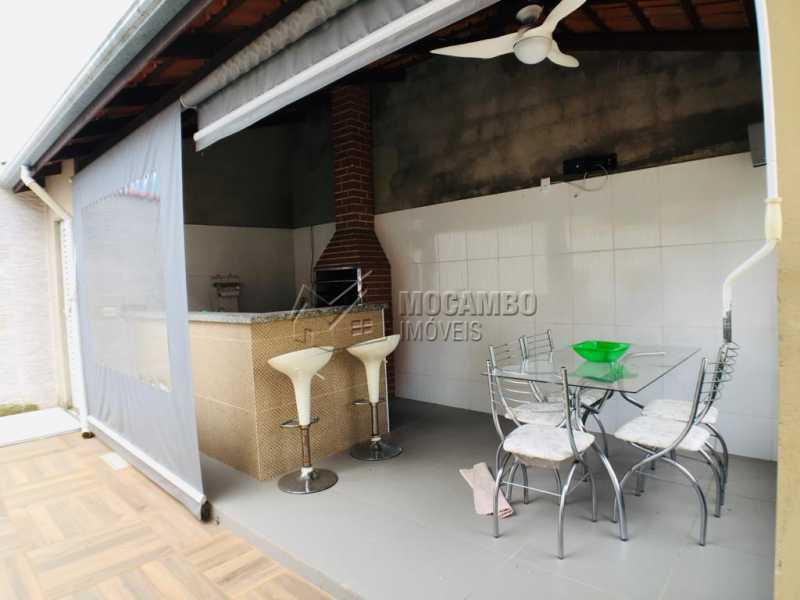 Churrasqueira - Casa 2 quartos à venda Itatiba,SP - R$ 450.000 - FCCA21303 - 17