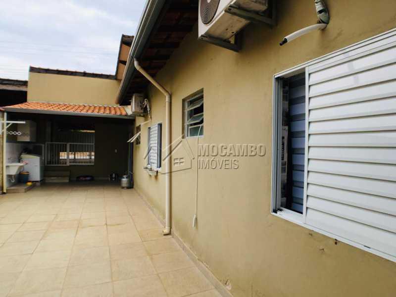 Lateral - Casa 2 quartos à venda Itatiba,SP - R$ 450.000 - FCCA21303 - 18