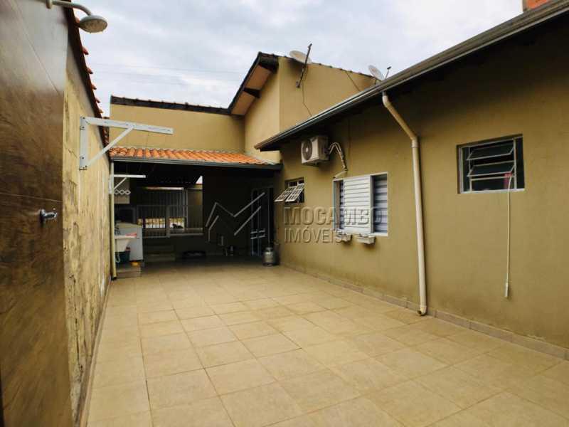 Lateral - Casa 2 quartos à venda Itatiba,SP - R$ 450.000 - FCCA21303 - 19