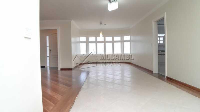 Sala de Jantar - Casa em Condomínio 4 quartos à venda Itatiba,SP - R$ 1.200.000 - FCCN40151 - 6