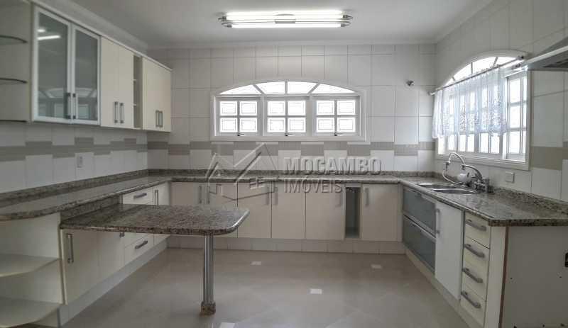 Cozinha - Casa em Condomínio 4 quartos à venda Itatiba,SP - R$ 1.200.000 - FCCN40151 - 8