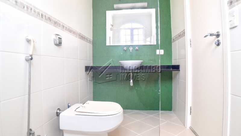 Banheiro da Suíte 01 - Casa em Condomínio 4 quartos à venda Itatiba,SP - R$ 1.200.000 - FCCN40151 - 11
