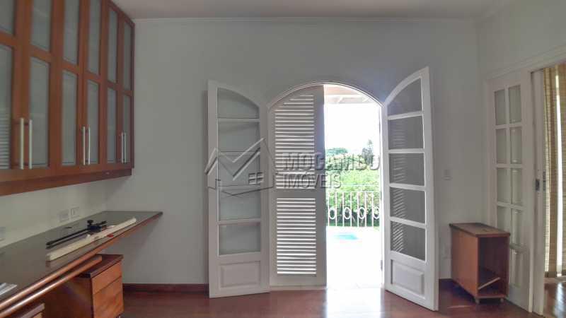 Escritório da Suíte 02 - Casa em Condomínio 4 quartos à venda Itatiba,SP - R$ 1.200.000 - FCCN40151 - 15