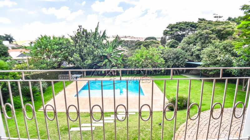 Vista da Varanda - Casa em Condomínio 4 quartos à venda Itatiba,SP - R$ 1.200.000 - FCCN40151 - 12