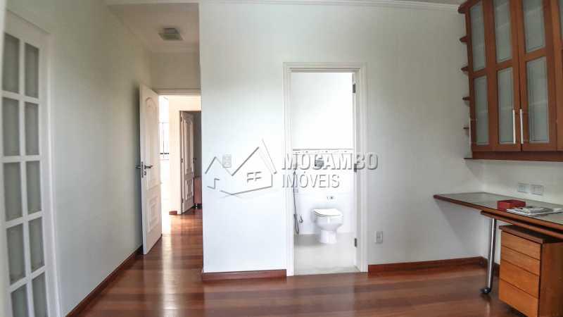 Escritório da Suíte 02 - Casa em Condomínio 4 quartos à venda Itatiba,SP - R$ 1.200.000 - FCCN40151 - 16