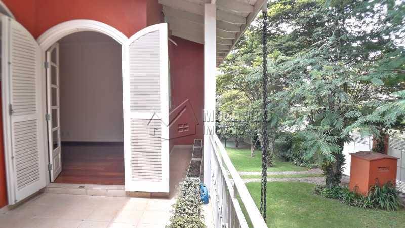 Varanda das Suítes - Casa em Condomínio 4 quartos à venda Itatiba,SP - R$ 1.200.000 - FCCN40151 - 22