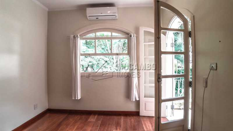 Suíte com Closet - Casa em Condomínio 4 quartos à venda Itatiba,SP - R$ 1.200.000 - FCCN40151 - 19