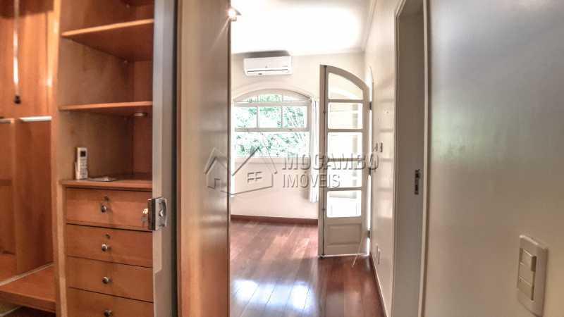 Closet da Suíte - Casa em Condomínio 4 quartos à venda Itatiba,SP - R$ 1.200.000 - FCCN40151 - 20