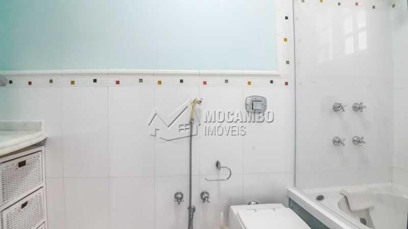 Banheiro da Suíte - Casa em Condomínio 4 quartos à venda Itatiba,SP - R$ 1.200.000 - FCCN40151 - 25